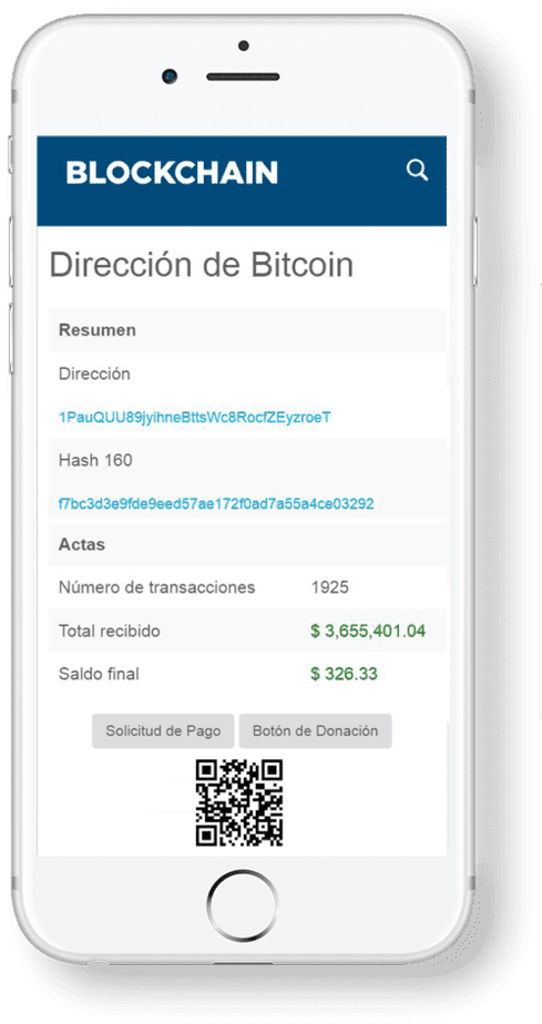 Comprar Bitcoins blockchain cambista peru